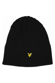 Stickad Rib Beanie Hat