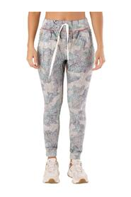 Trousers In Multicolor