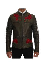 Roses Embroidered Jacket