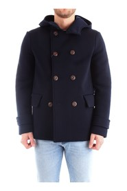 ERO ERO/1079 Overcoat Men BLUE