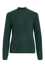 Vila viril l/s turtleneck rib knit top