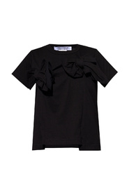 T-shirt with bows