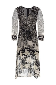 Florence dress with long sleeves