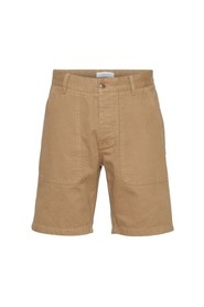 Birch Loose Shorts Tuffet