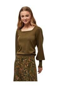 Isra knit pullover