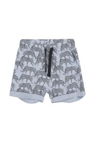Petit by Sofie Schnoor - Shorts, Leopard - Blue