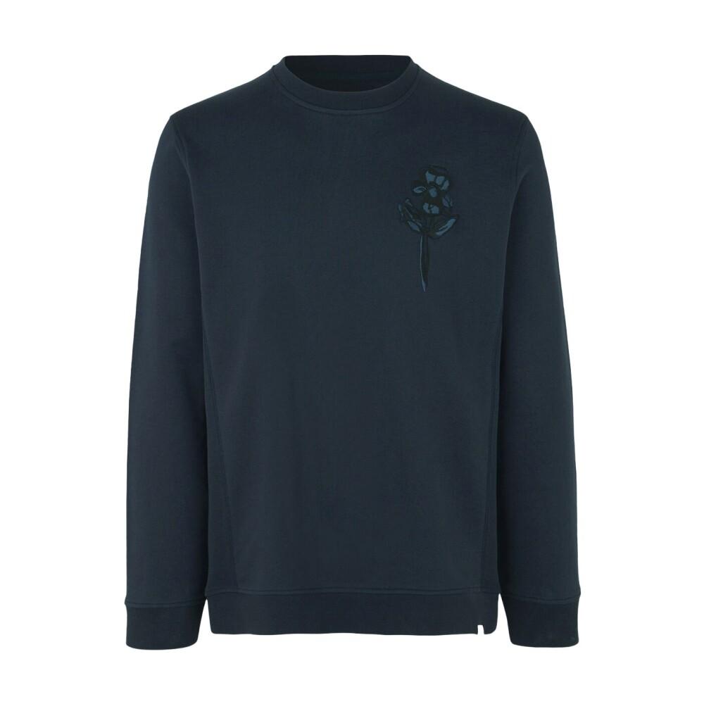 Dark Blue Tasso Crew Neck Samsøe & Sweatshirts