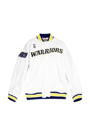 NBA Authentic Warm UP Jackets 1996-97 Golden State Warriors