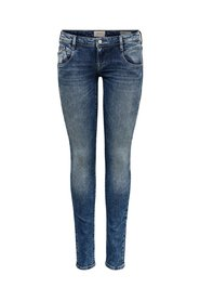 Skinny fit jeans Coral
