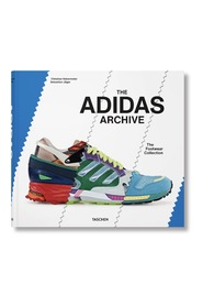 The Adidas archive collection book