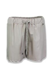 Shorts Imitation Cuir