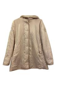 Fun Coat Mantel half lang omkeerbaar fake fur