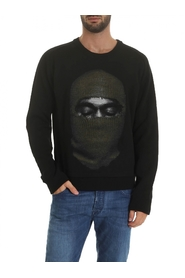 Round neck wool Wikanye Mask NMW19208 089