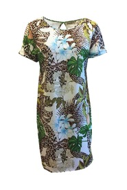 Jungle dress S1134