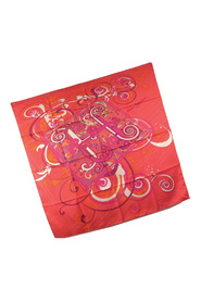 H Comme Histoires Silk Scarf