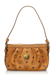 Visetos Leather Shoulder Bag