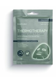 THERMOTHERAPY Warming Silver Foil Mask