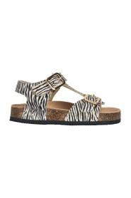 Sandal Buckles w. Velcro, 250051