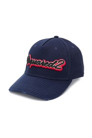 Logo embroidery baseball cap