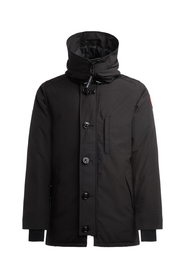 Parka model Chateau with hood