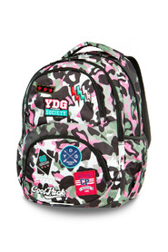 Dart L Camo Badges 25L