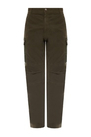 Trousers with several pockets