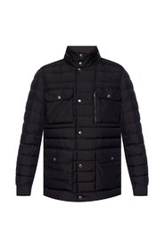 Plose quilted down jacket