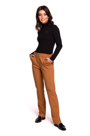 Jogger trousers with splits