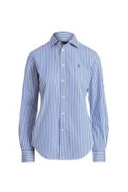 Classic Fit Striped  Shirt Skjorte