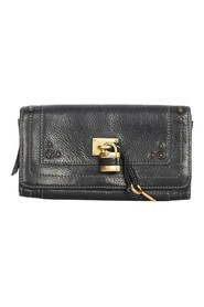 Pre-owned Paddington Long Wallet Leather Calf