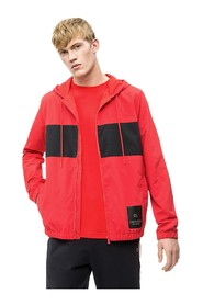 CK PERFORMANCE 00GMS9O539 WINDBREAKER JACKET AND JACKETS Men RED