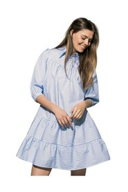 Dress Cotton Poplin X Kjoler