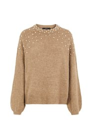 Knitted Pullover Pearl