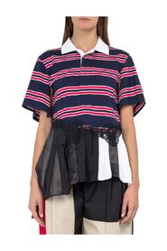 Polo Shirt with Insert