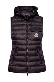 Glycine quilted down vest