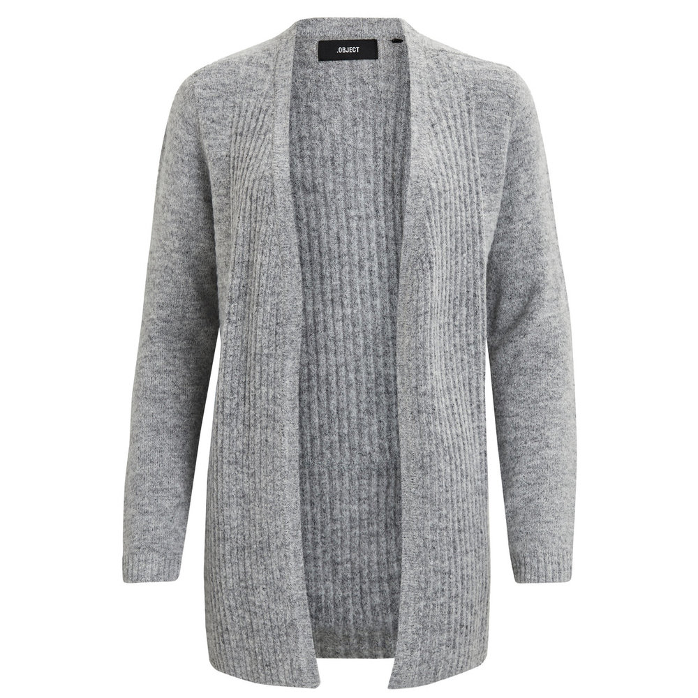Cardigan Open, knitted