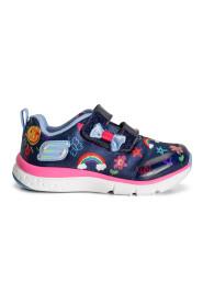 Blå / Multicolor Skechers Jump Lites Sneakers, BN 423