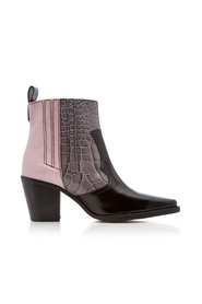 Ganni S0911 Port Royale ankle Boots