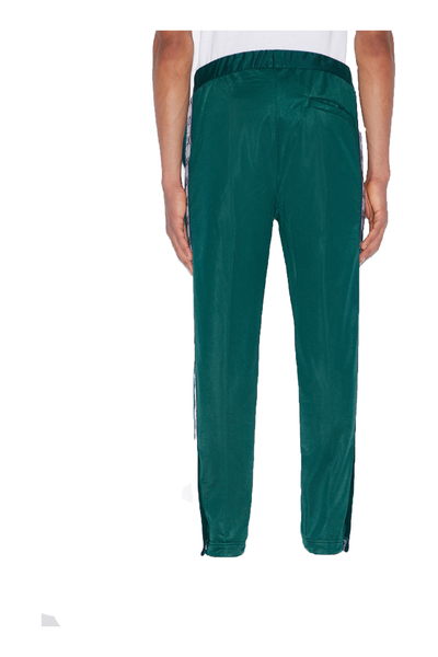 Green Trousers Armani Exchange Chinot