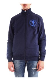 BIKKEMBERGS C61342CM4121 Sweat Men BLUE