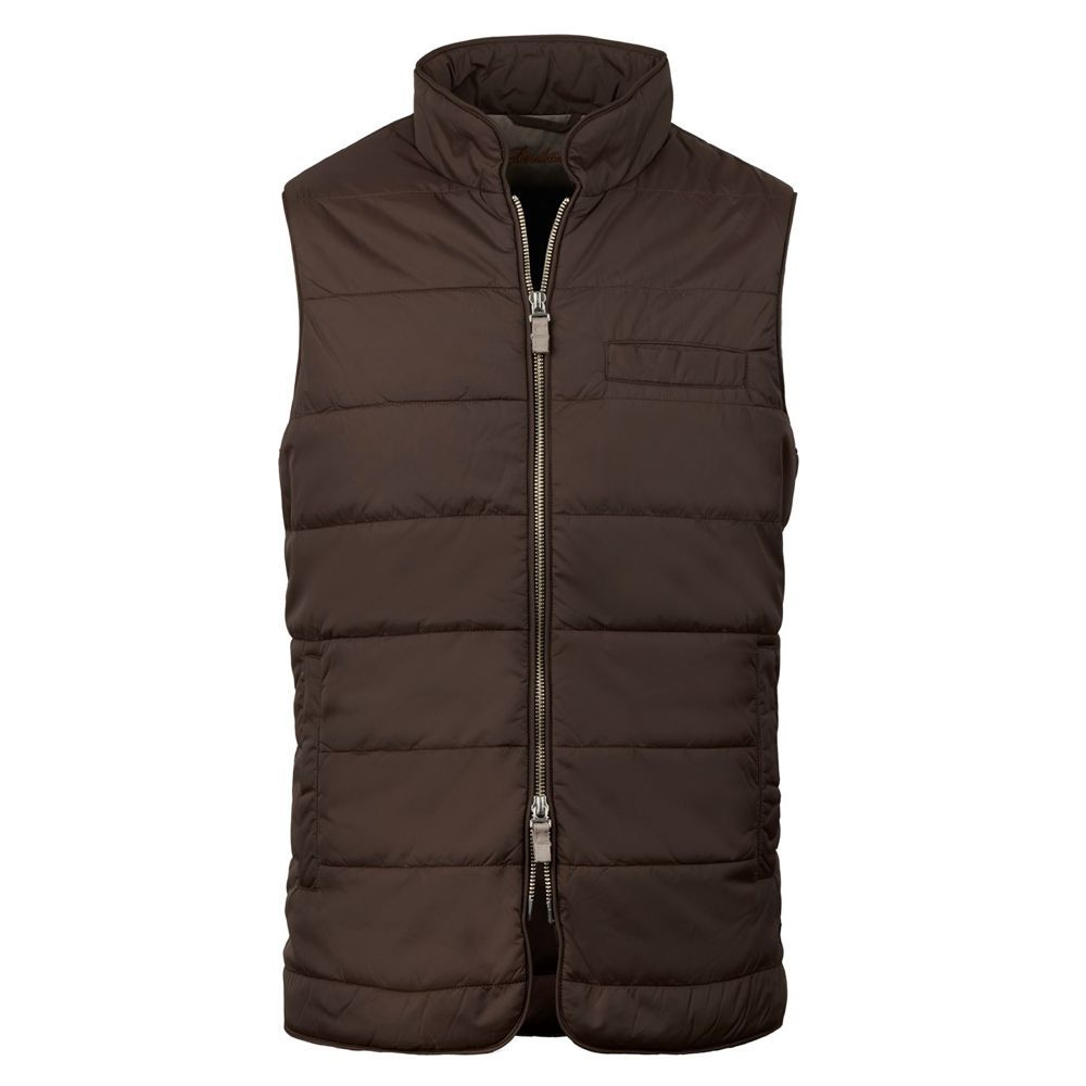 Quilted Nylon Vest 280