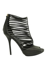 Strappy Caged Heels