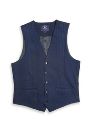 PIEVE GUSTO WASHED GILLET