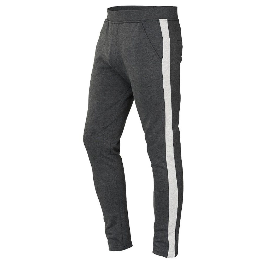 Visgraden Pants Side Stripe