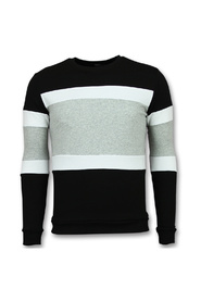 Striped Sweater Mens