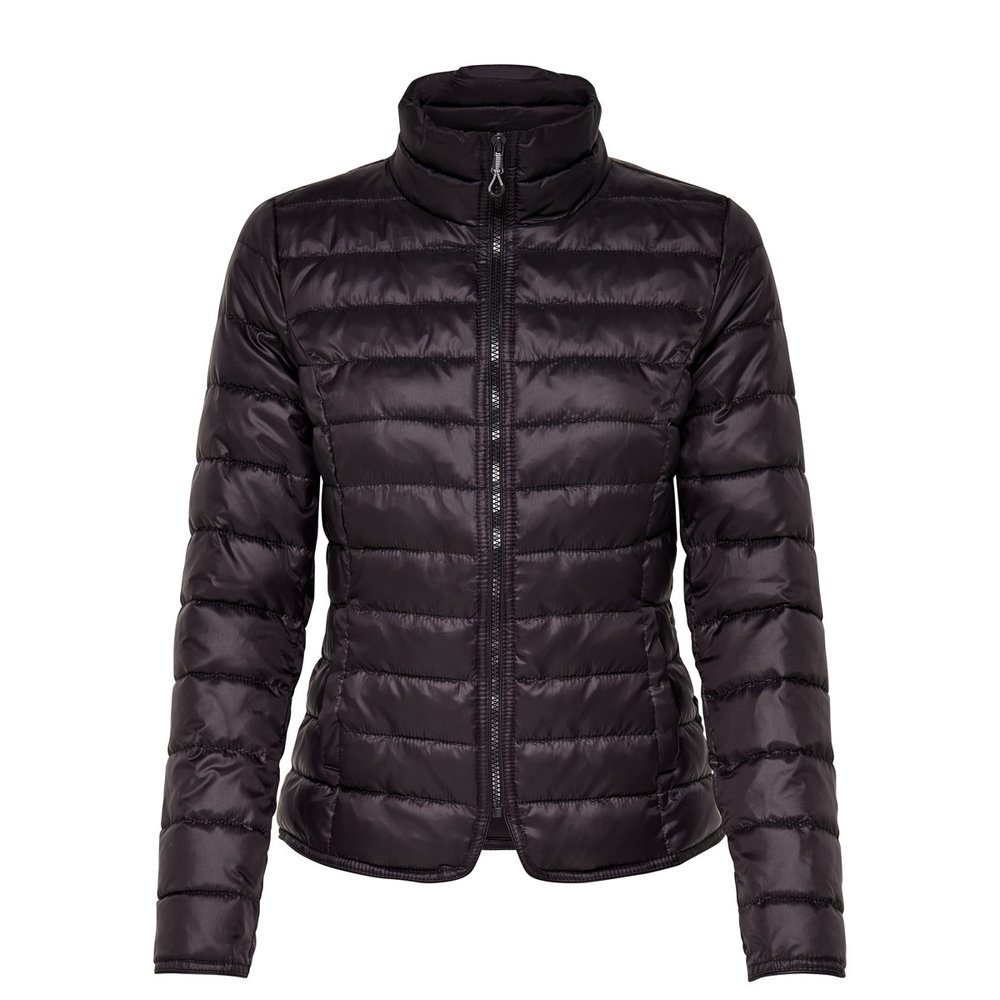 Quilted jacket Solid