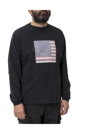 Long sleeve T-Shirt with Patch
