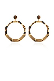 'Bo Octa Emballe' drop earrings