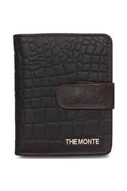The Monte - Perfect Additions Wallet 62873 - Brown