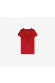 T-shirt red - Alix the label